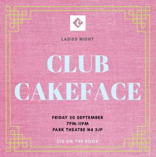 Club Cake Face logo
